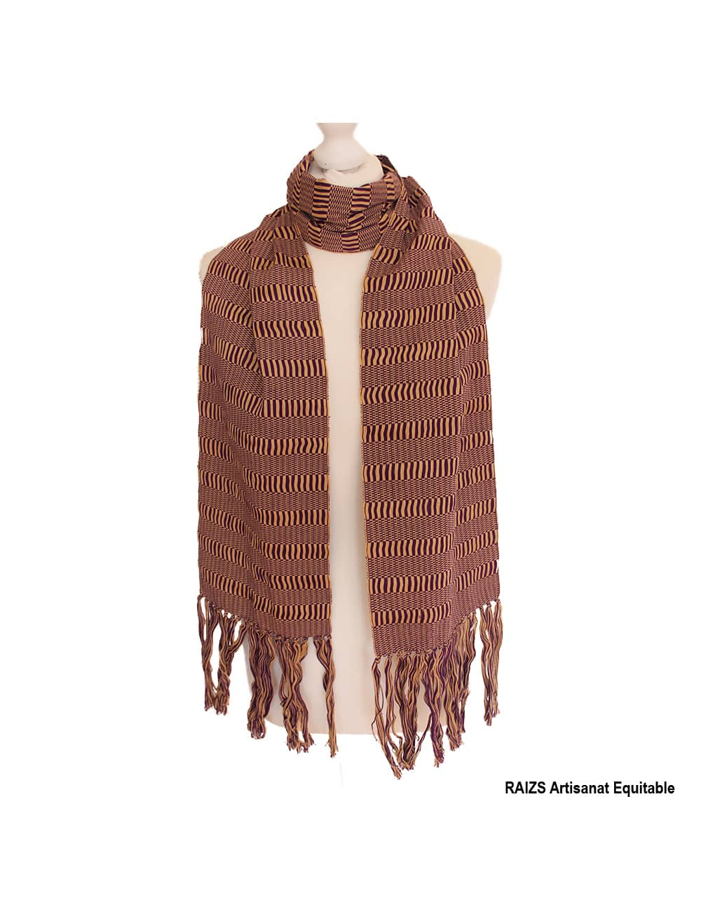 Cotton scarf CHIAPAS