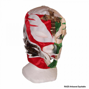 Masque catcheur mexicain